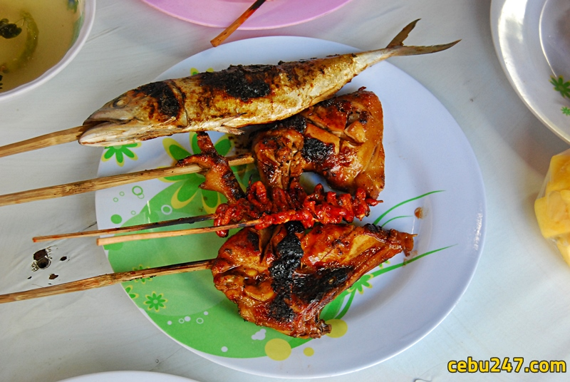 food at bantayan island