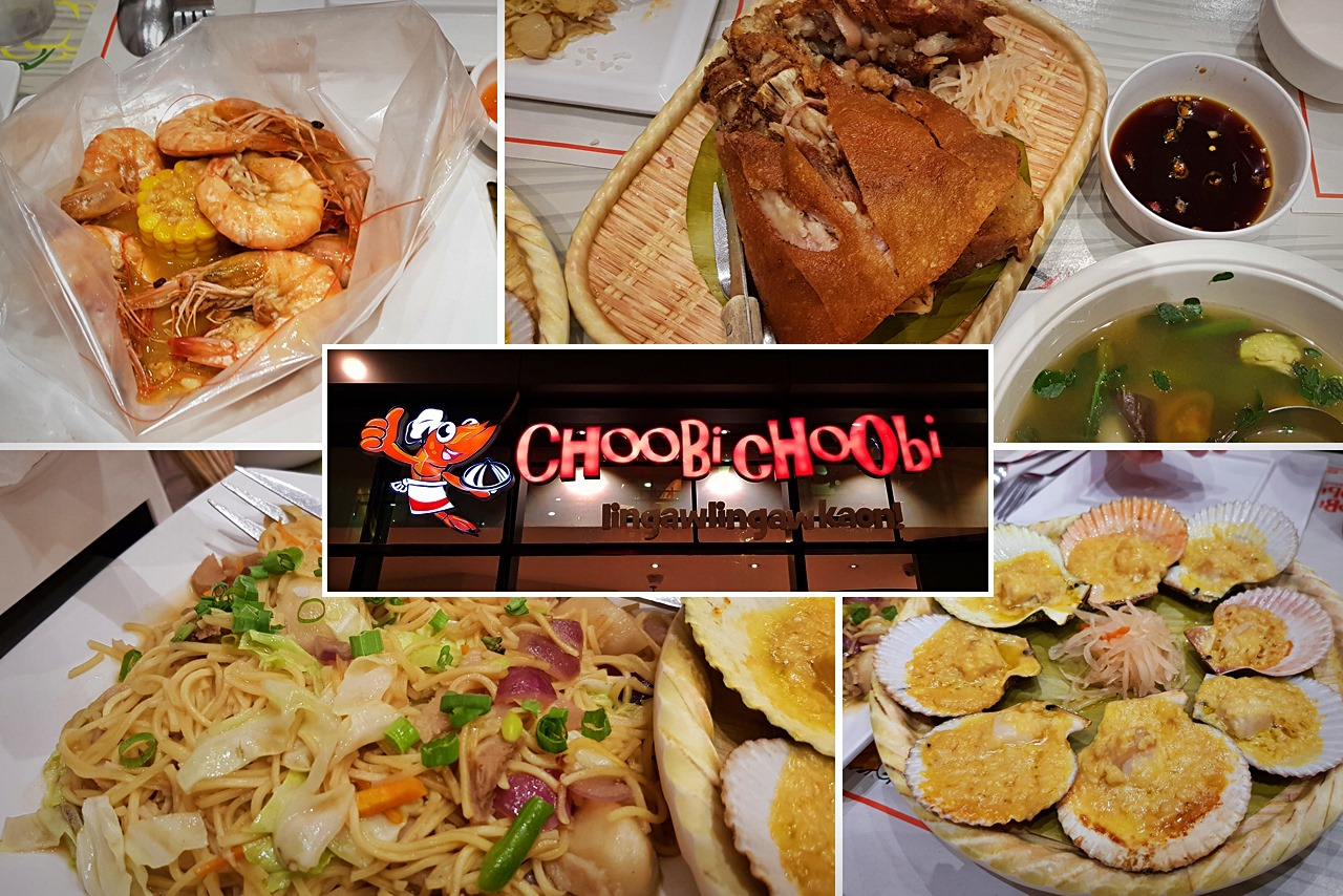 choobi choobi restaurant cebu