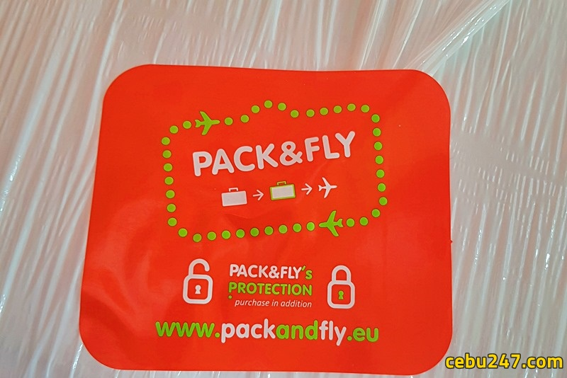packandfly baggage wrap
