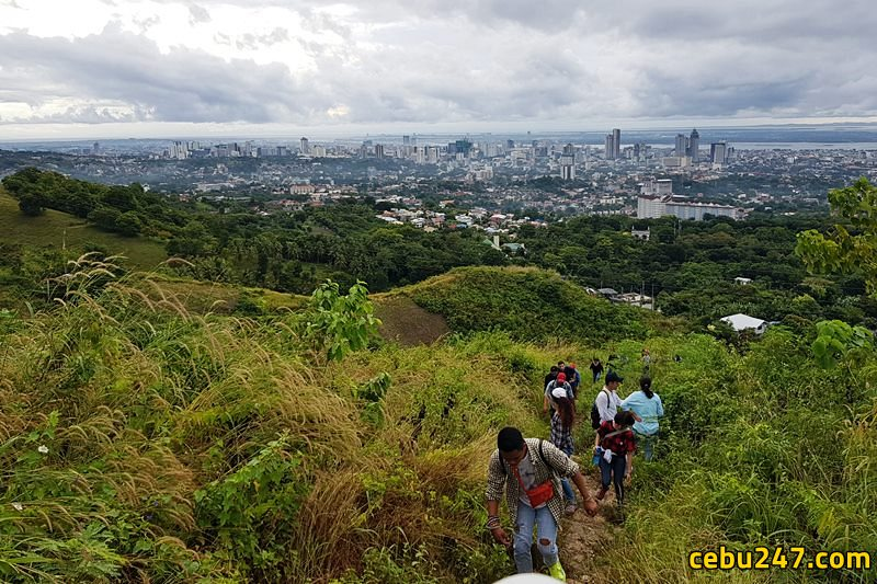 spartan trail cebu hiking