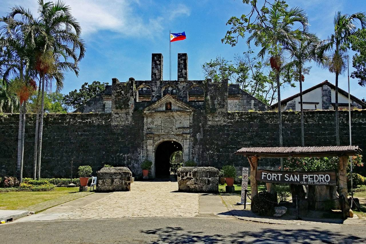cebu fort san pedro