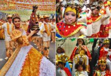 sinulog grand parade cebu