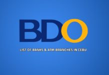 bdo banks branches cebu