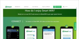 guide connecting to smart wifi hotspot