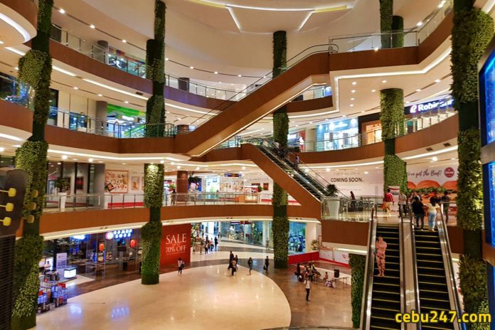 cebu shopping malls