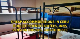 cheap accommodations in cebu for travellers