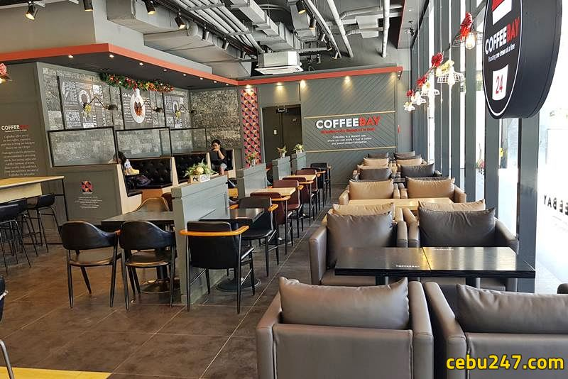 coffee bay cebu cafe