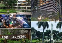 Collage Cebu Free Parks