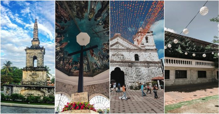 Historical Places Cebu