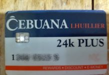 cebuana lhuillier microsavings account