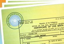 how to apply PSA Birth Certificate