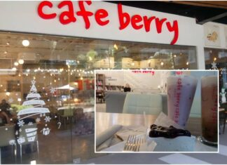 Cafe Berry Intro