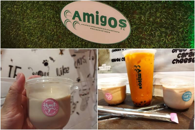 Amigos Food Corner Milktea