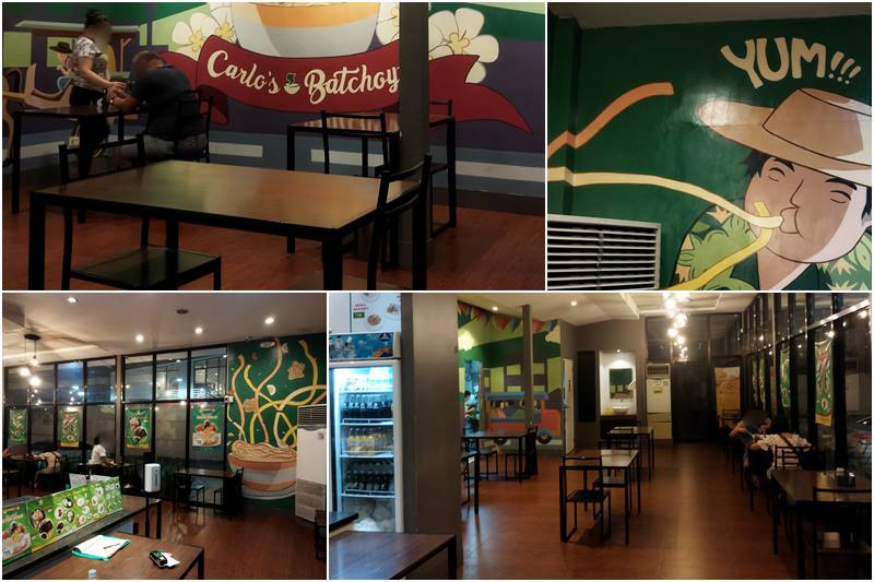 Carlo's Batchoy Dine In